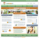 Real Estate Green website template