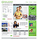 Pro Real Estate Website Template