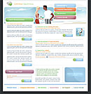Dating Service Multi Web Template