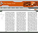 Script Orange Web Template
