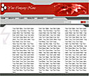 Script Red Website Template