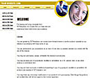 Tabs Yellow Website Template