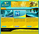 Business Yellow Website Template