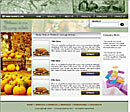 Autumn Green Web Template