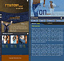 Blue Jeans Web Template